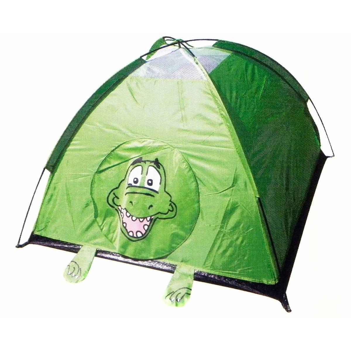 Jungle Animal Camping Play Tent Crocodile