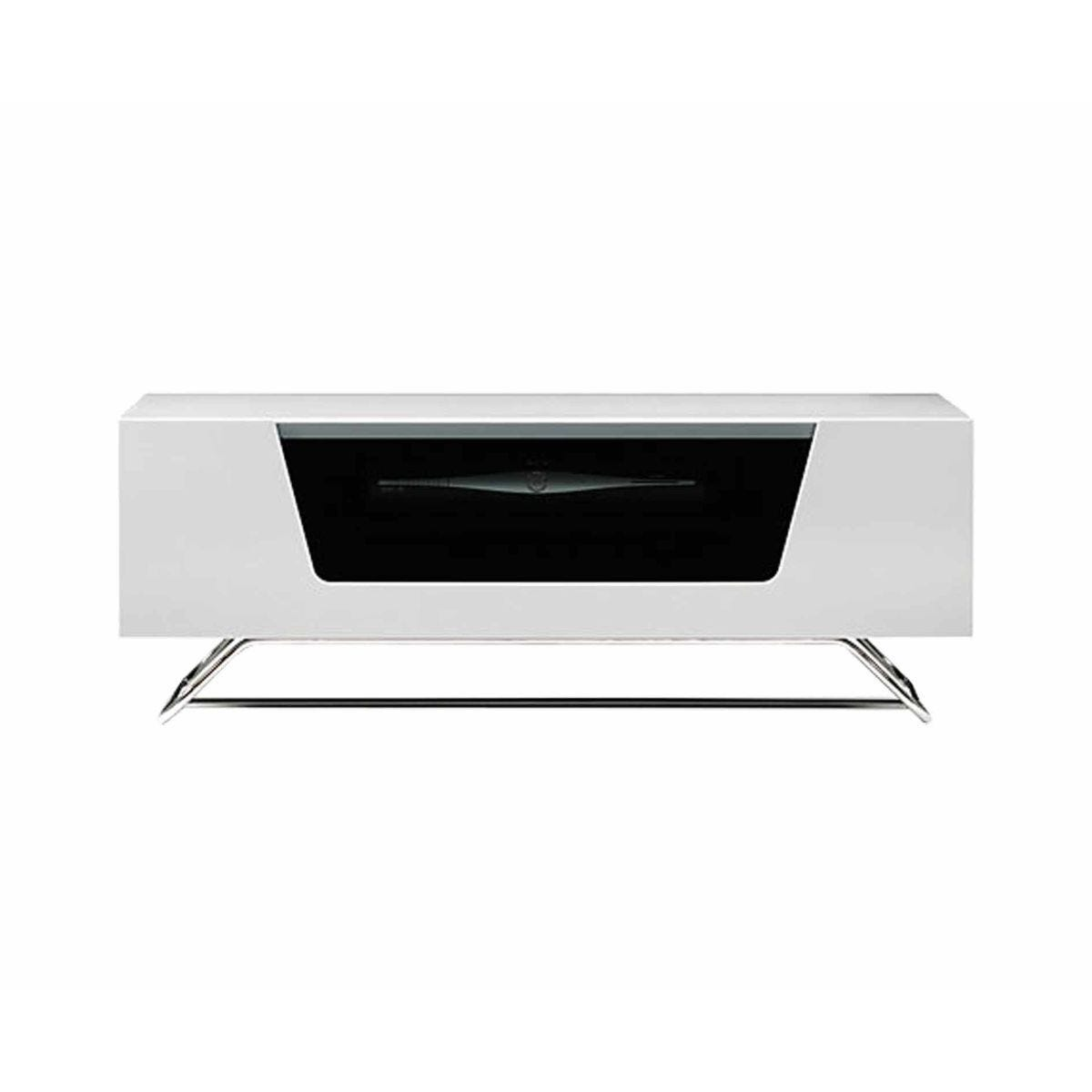 Alphason Chromium 1000 TV Cabinet White