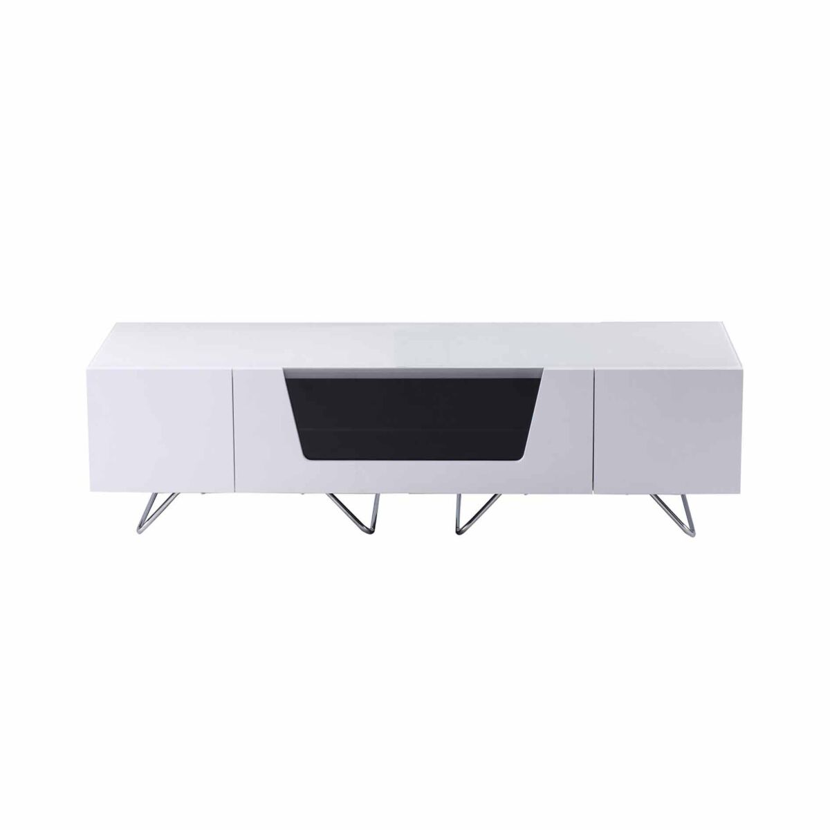 Alphason Chromium 1600 TV Cabinet
