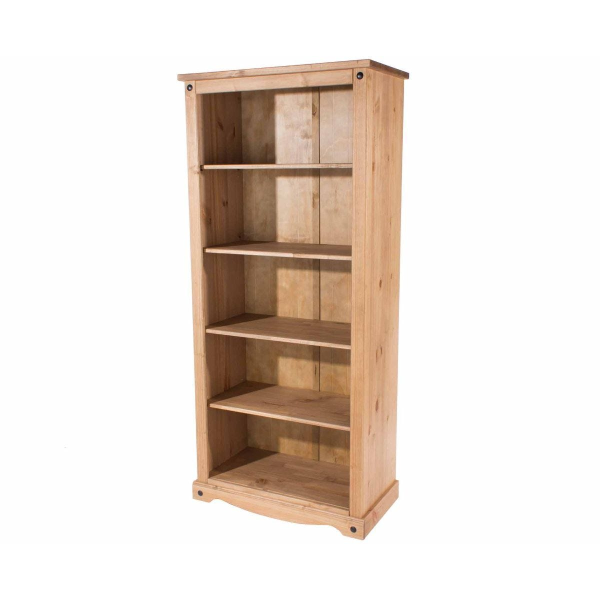 Corona Open Bookcase
