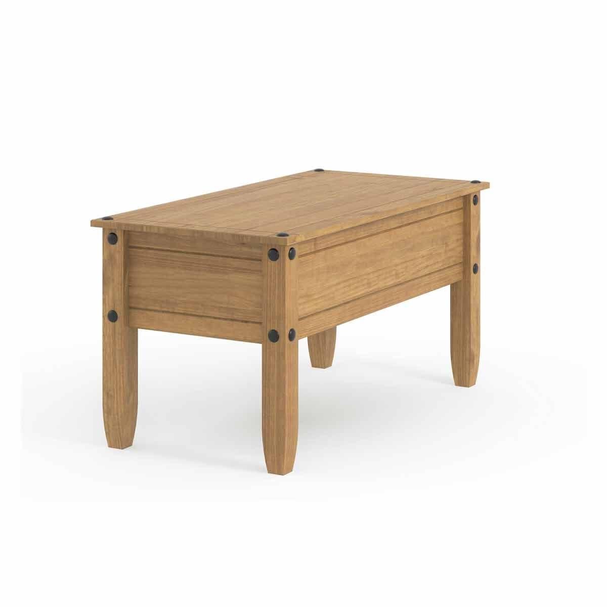 Corona Antique Wax Coffee Table