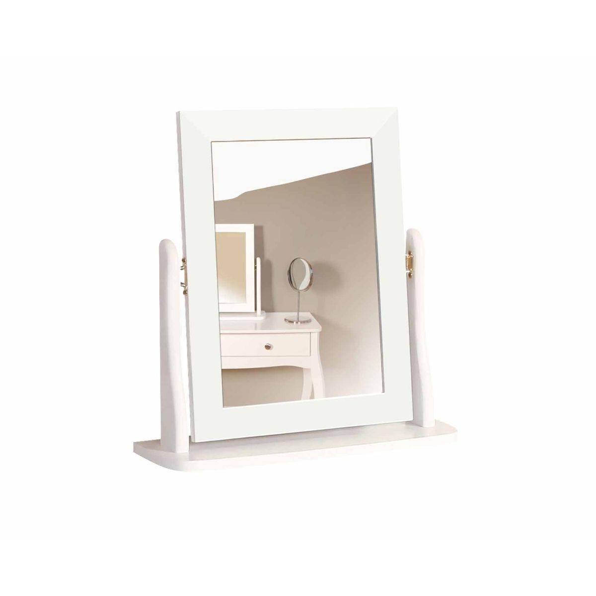 Steens Baroque Adjustable Dresser Mirror White