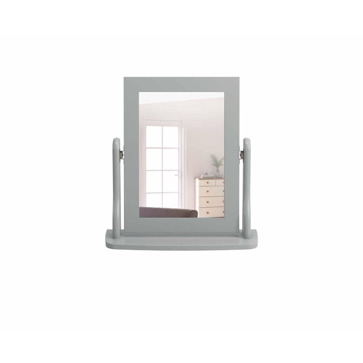 Steens Baroque Adjustable Dresser Mirror Grey