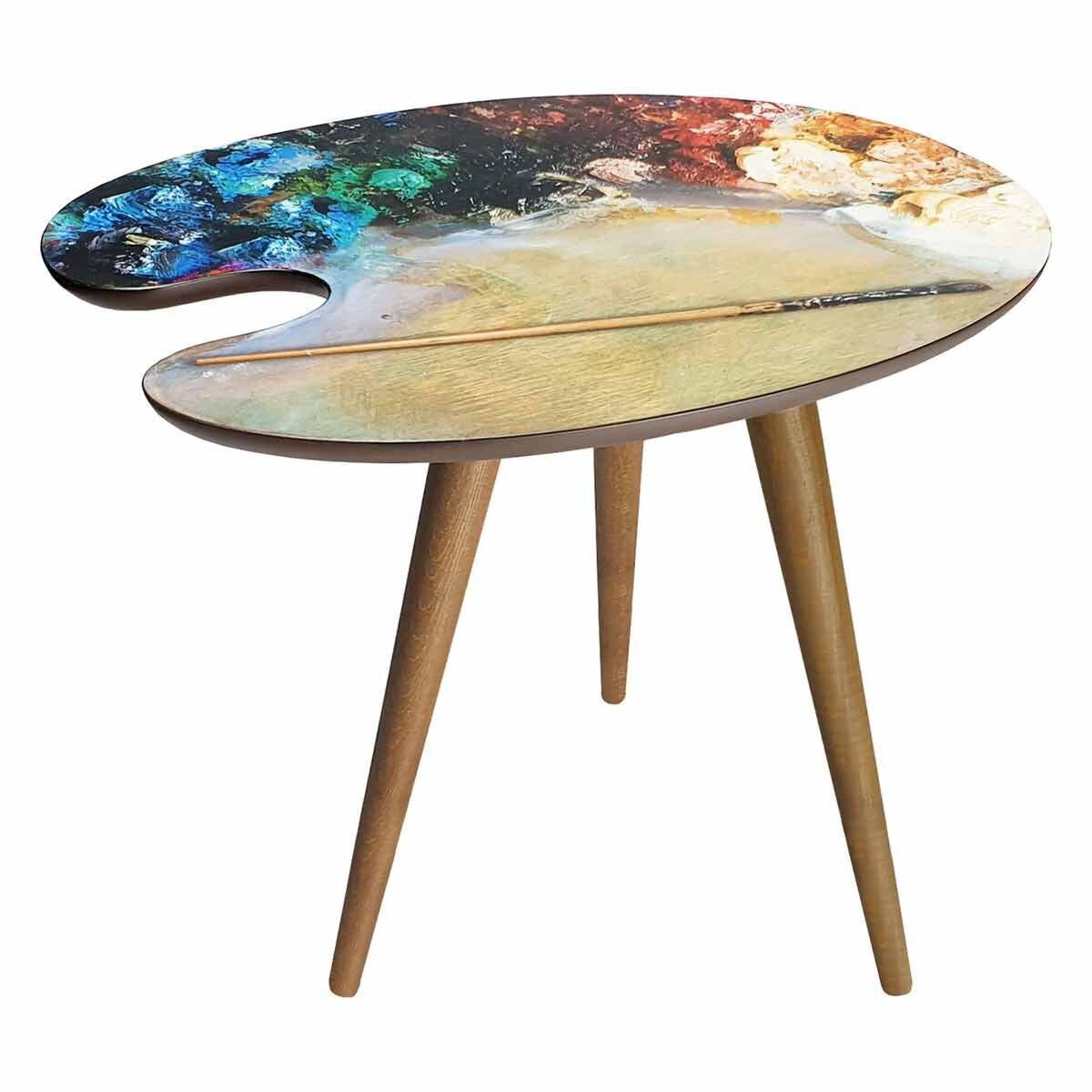 Inbox Free Form Side Table Palette