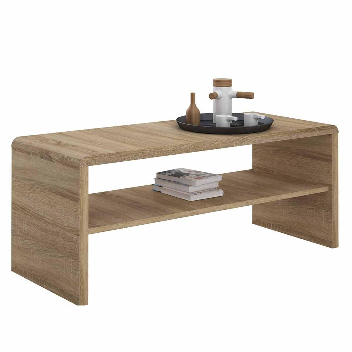 Belgravia Coffee Table Unit Sonama Oak