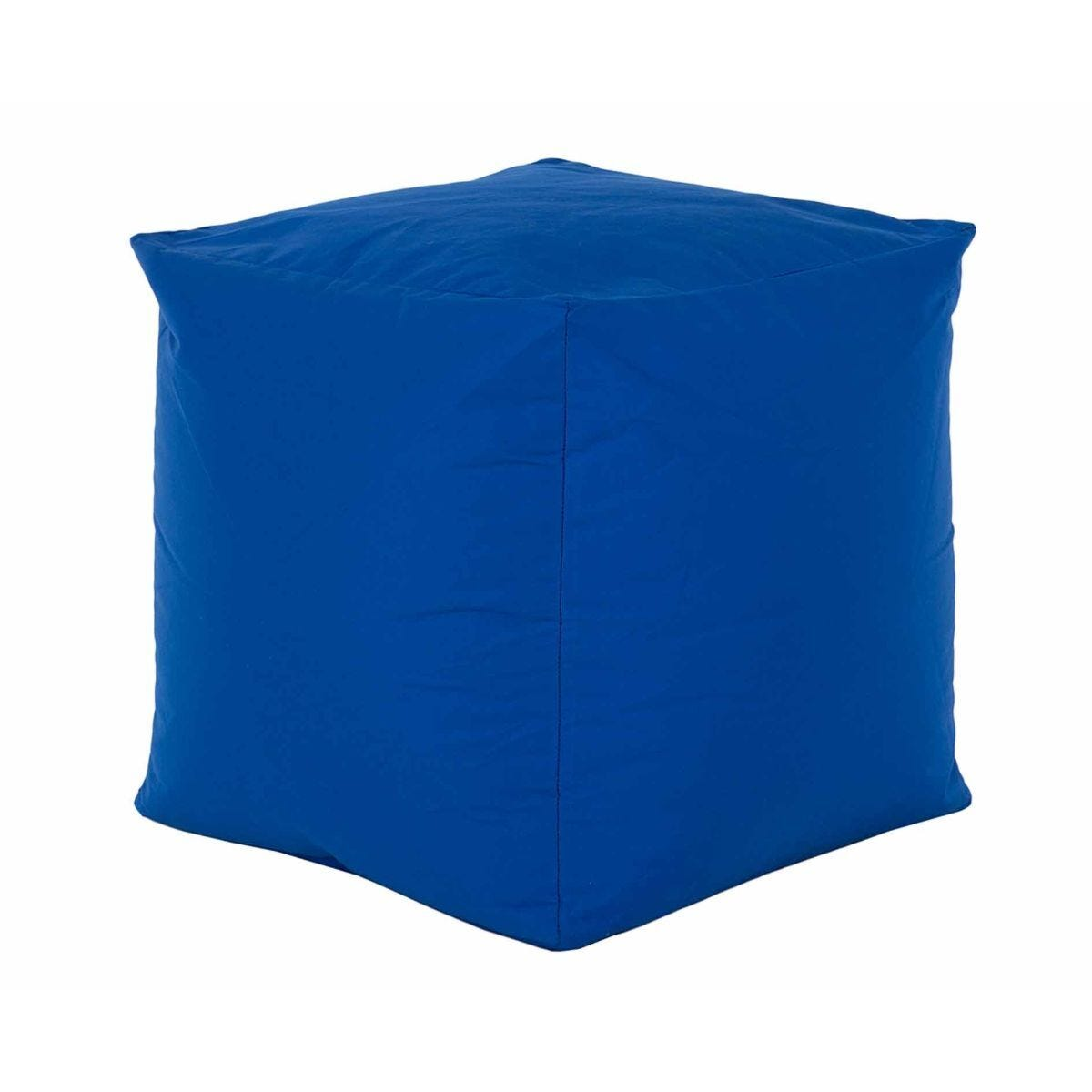 Kaikoo Kids Cube Beanbag Royal Blue