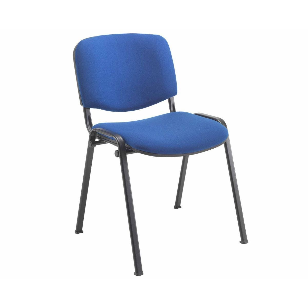 TC Office Club Stacking Meeting Chair Royal Blue