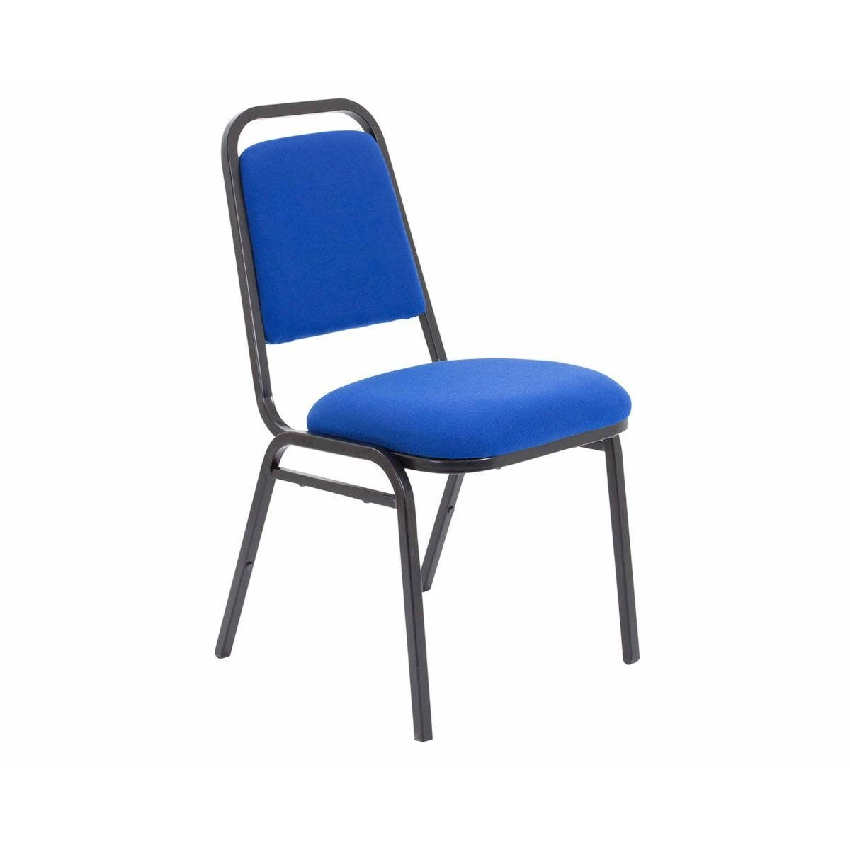 TC Office Padded Banqueting Chair Royal Blue