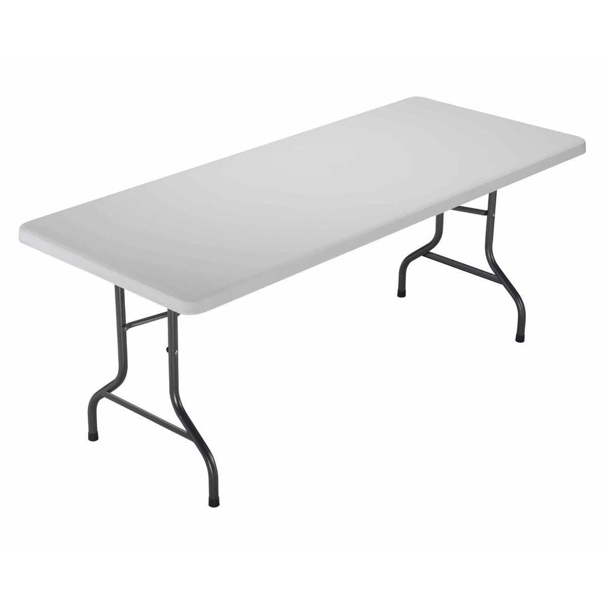 Tc Office Morph Rectangular Polypropylene Folding Table 1220mm