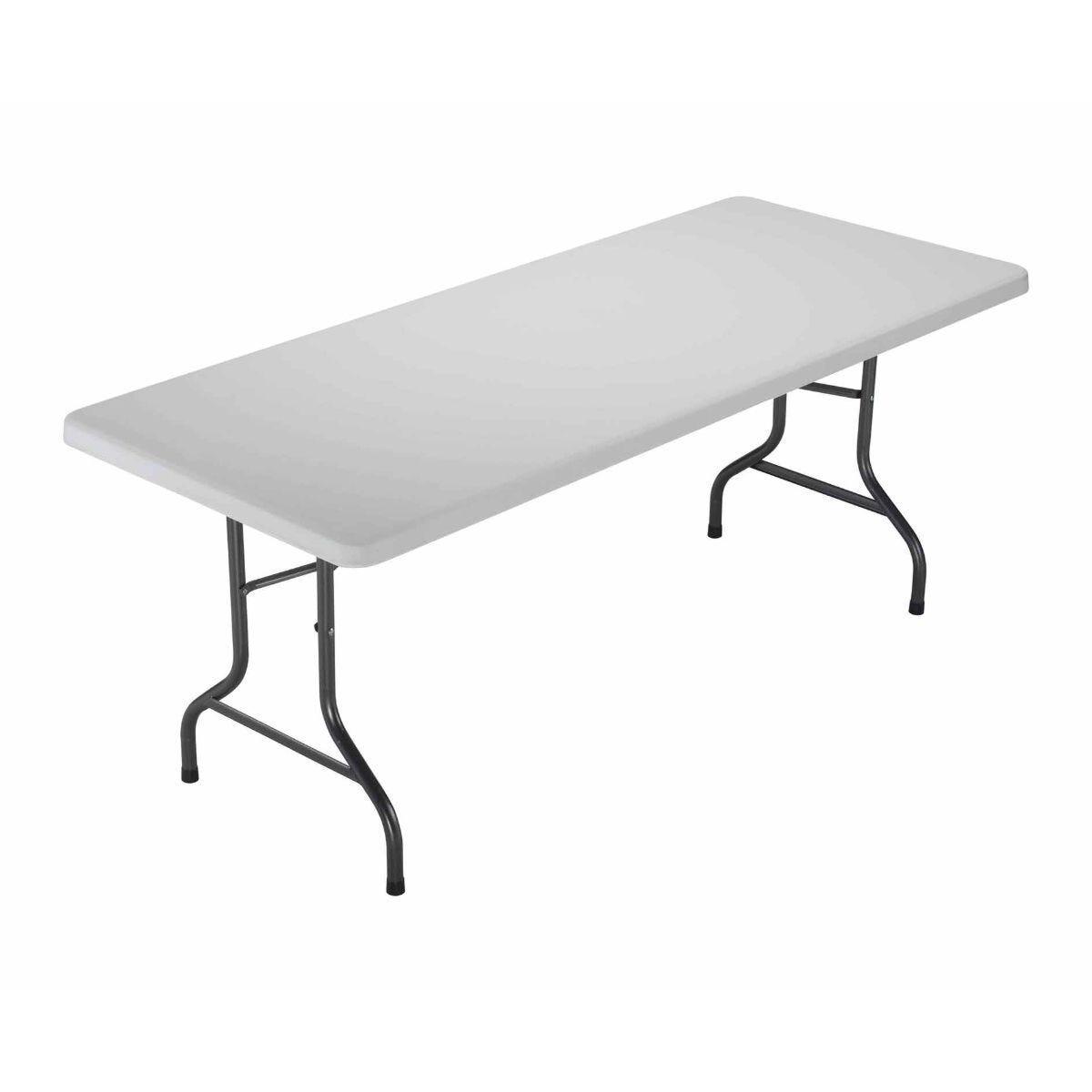 TC Office Morph Rectangular Polypropylene Folding Table 1520mm