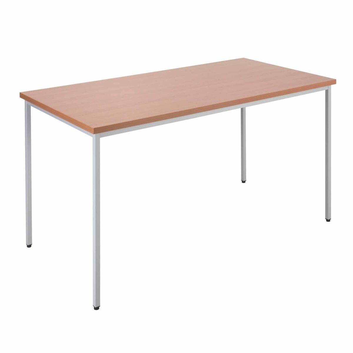 TC Office Rectangular Table 1600 x 800mm