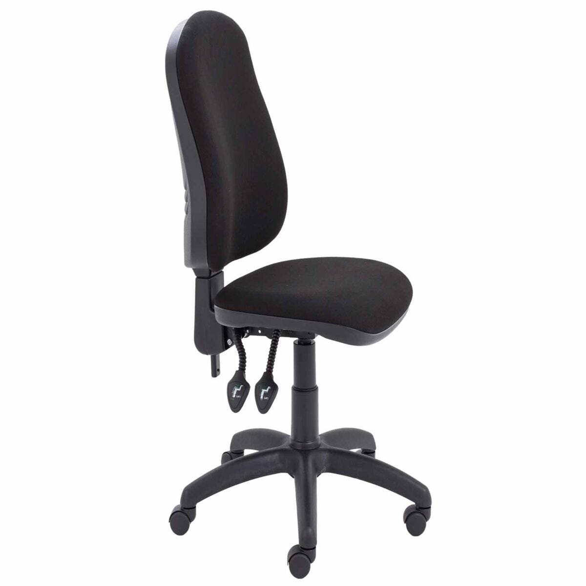 TC Office Calypso High Back Twin Lever Operator Chair