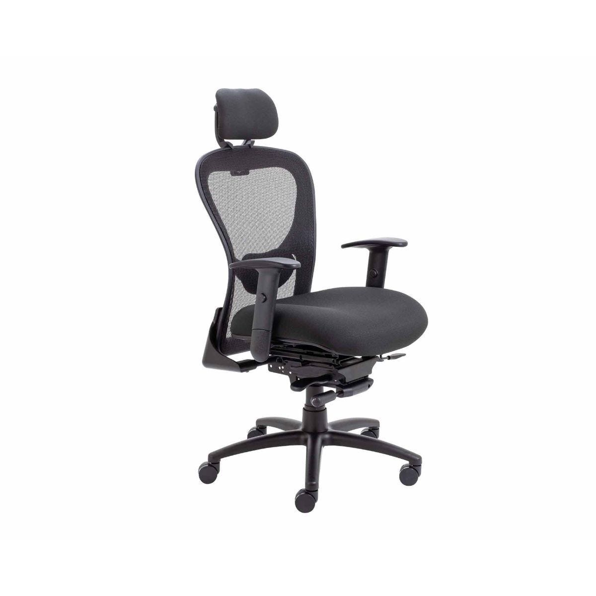 TC Office Strata Heavy Duty High Back Mesh Task Chair