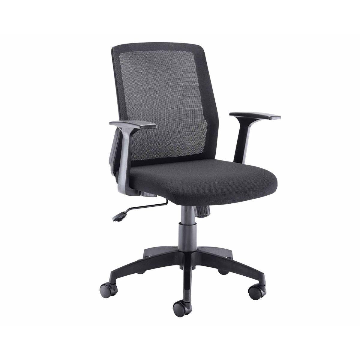 TC Office Denali Mid Back Mesh Task Chair