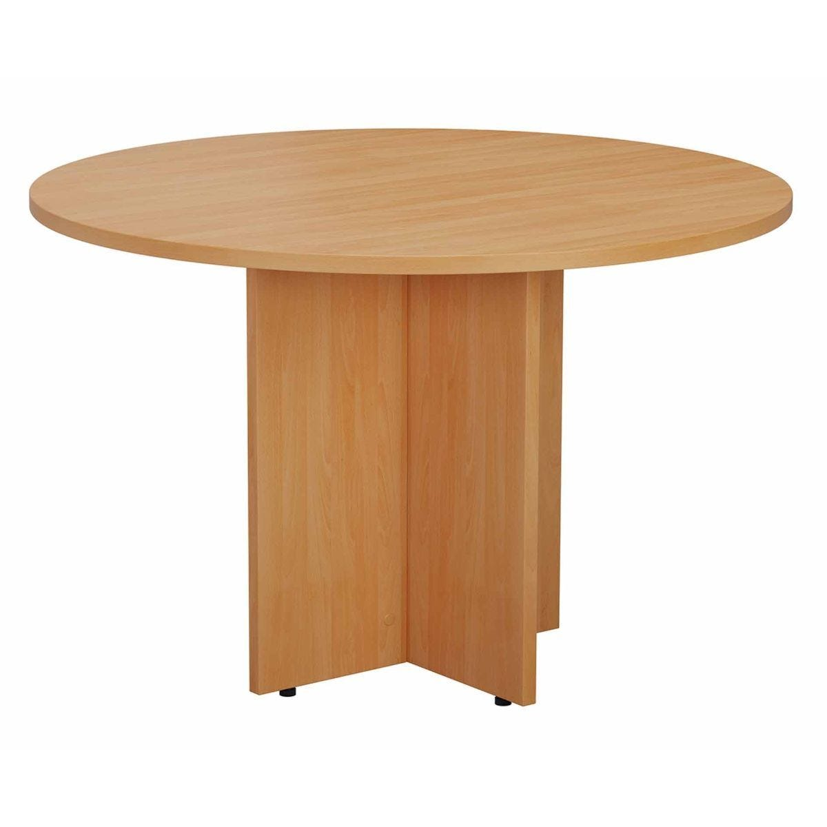TC Office Round Meeting Table 1100mm