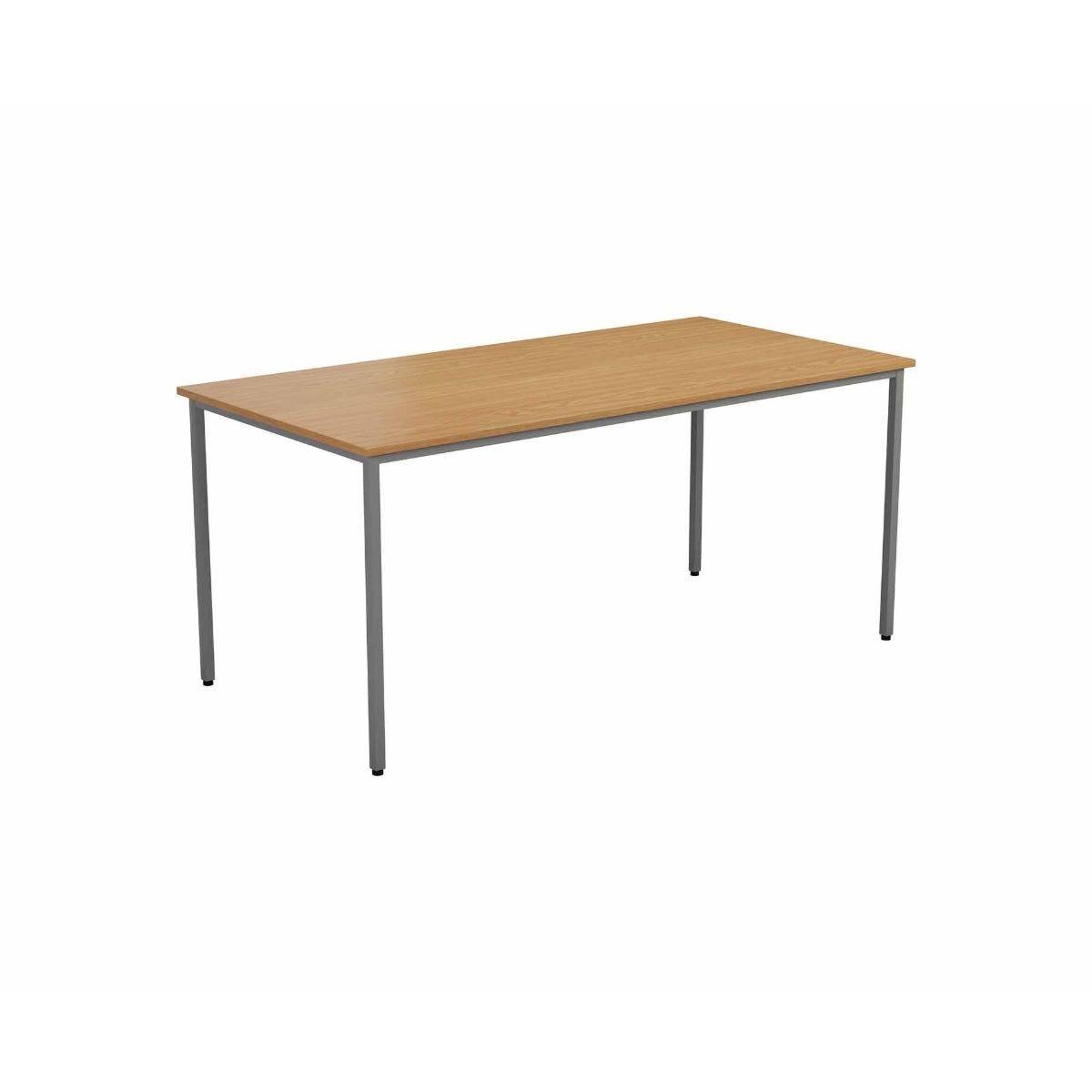 TC Office Rectangular Table 1200 x 800mm Oak