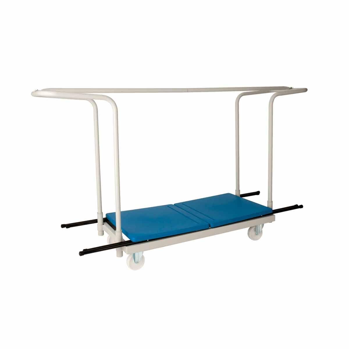 TC Office Titan Exam Desk Trolley