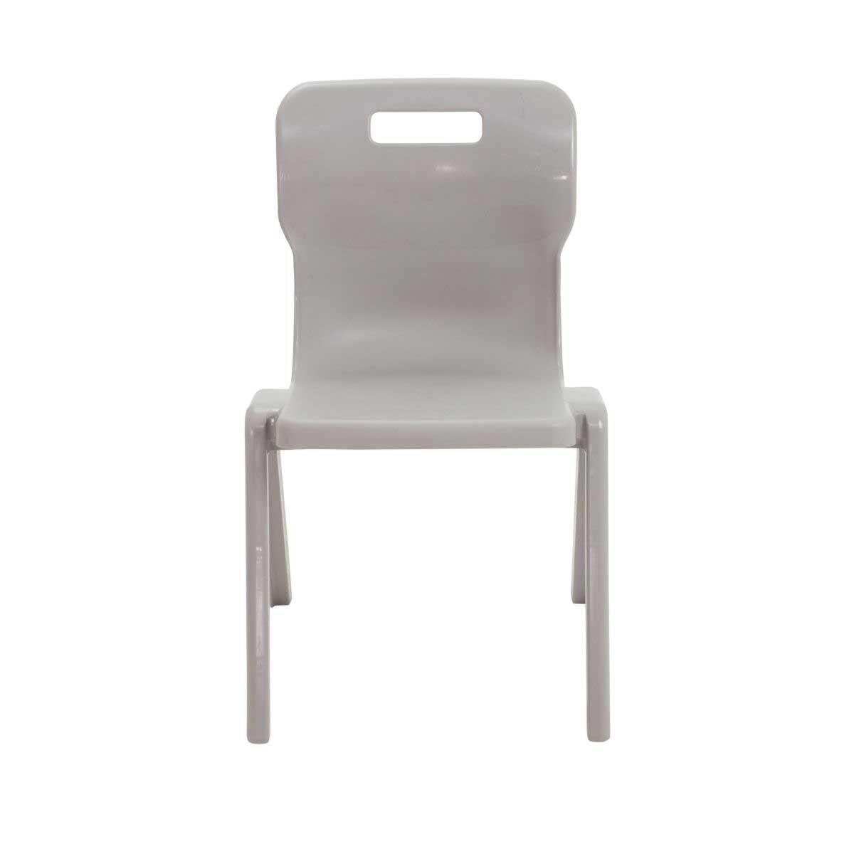 TC Office Titan One Piece Chair Size 5 Grey