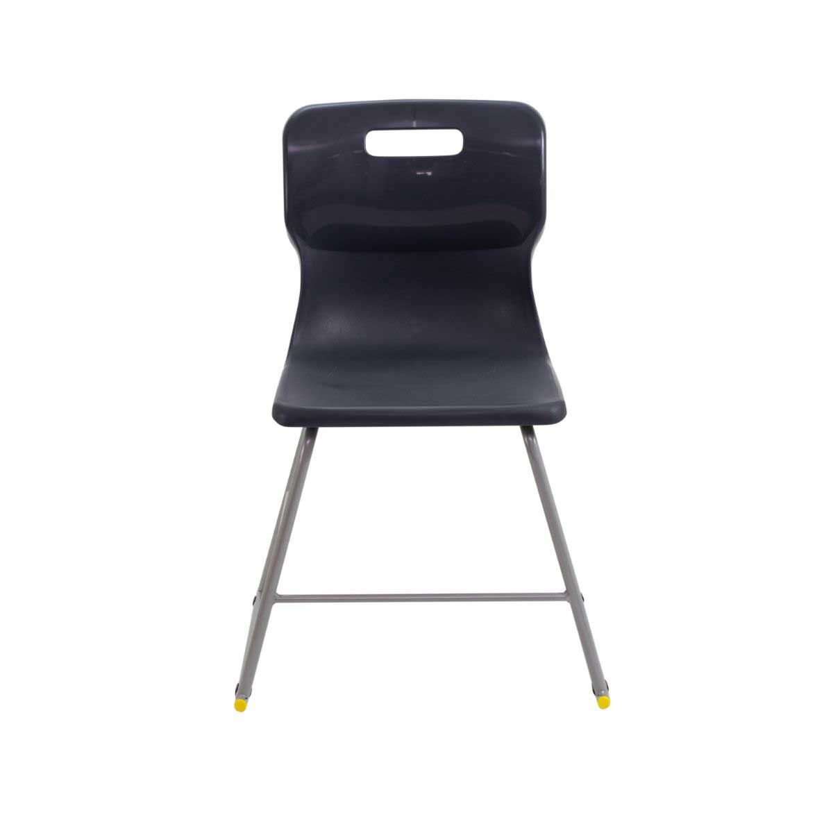 TC Office Titan High Chair Size 3 Charcoal