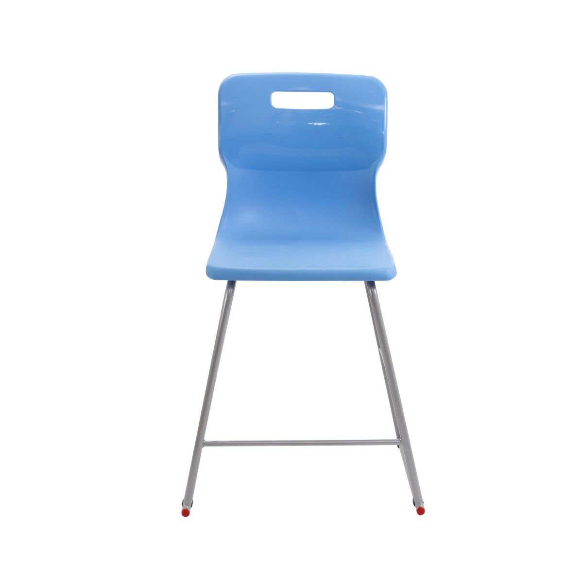 TC Office Titan High Chair Size 4 Sky Blue