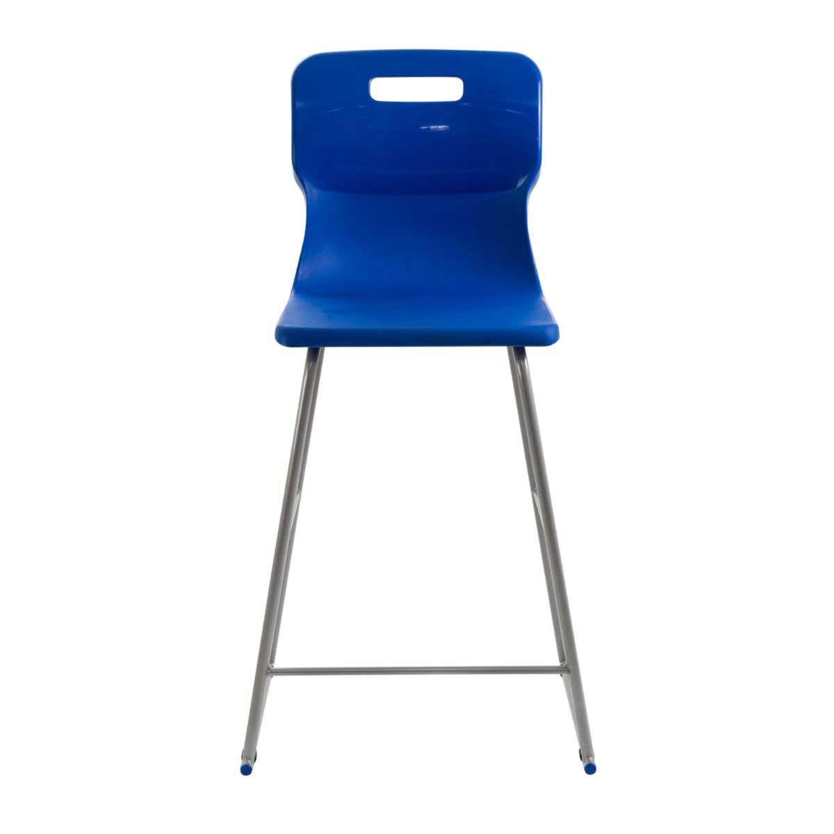TC Office Titan High Chair Size 6 Blue