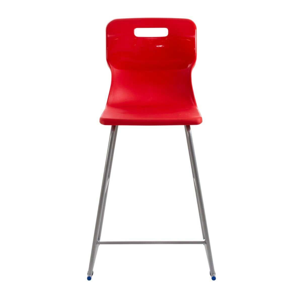 TC Office Titan High Chair Size 6 Red
