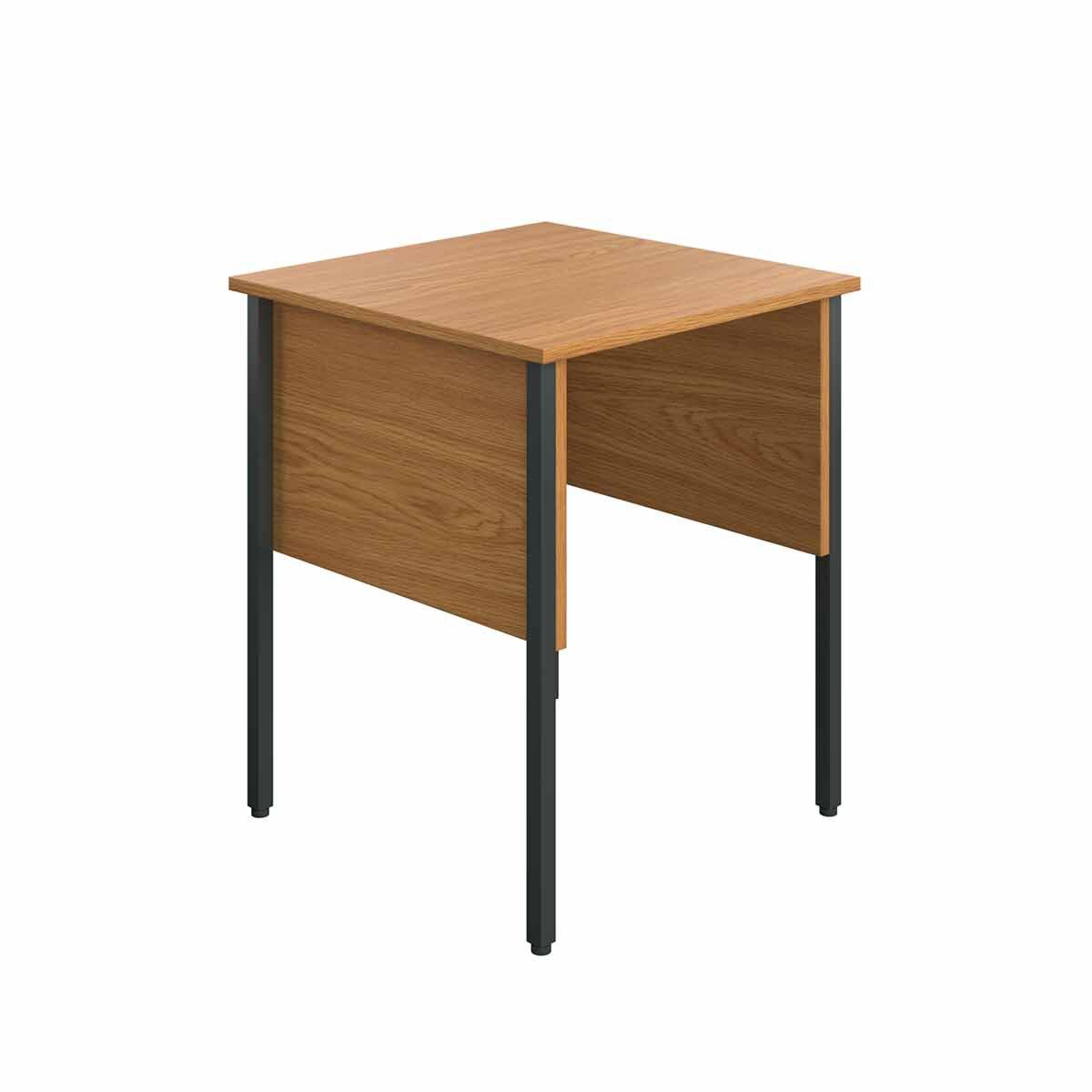 TC Office Eco Midi Homework Desk 60cm Oak