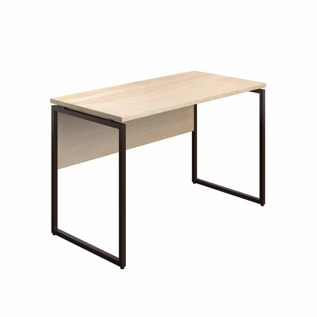 TC Office SOHO Home Working Desk with Modesty Panel