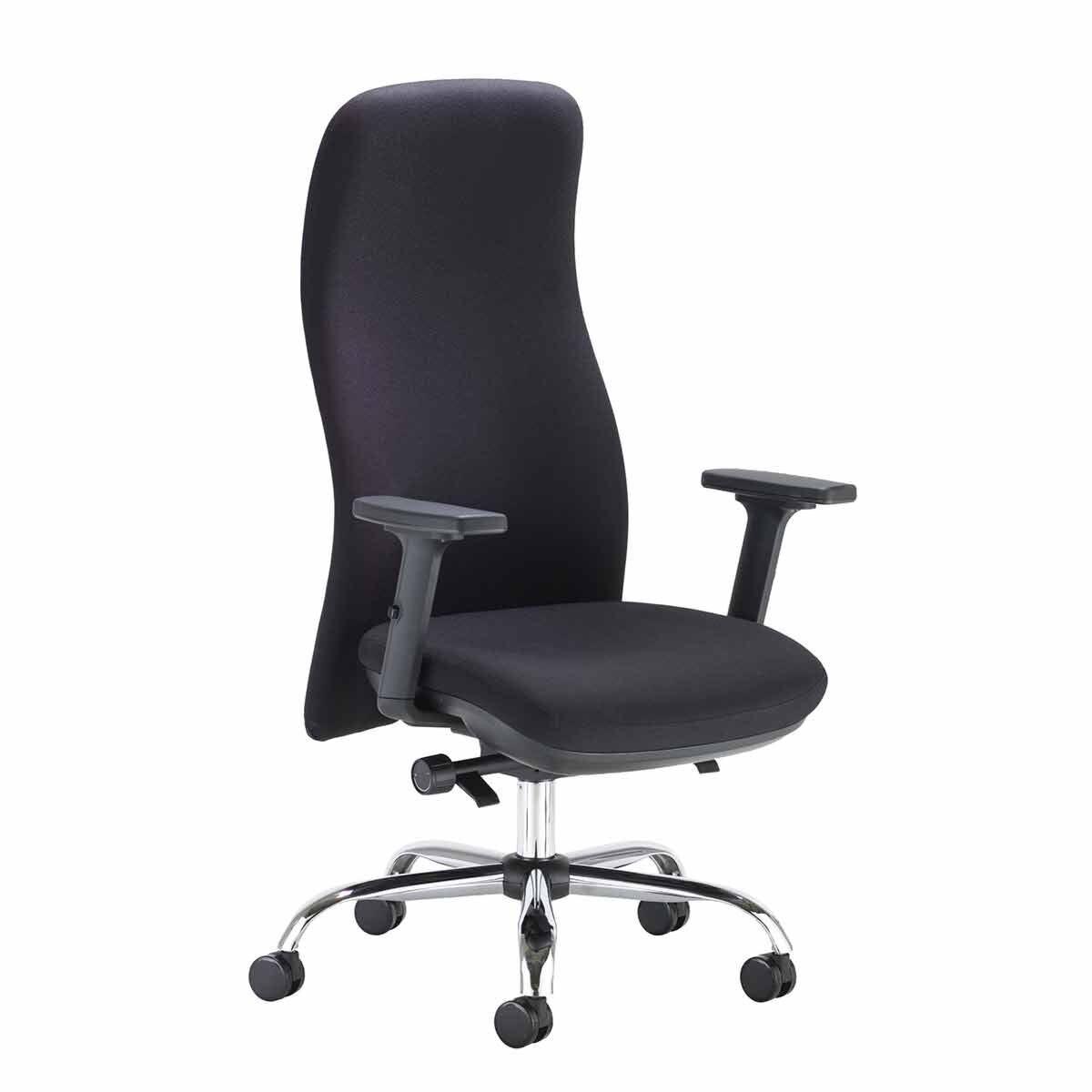 TC Office Ergonomic Posture Chair Black