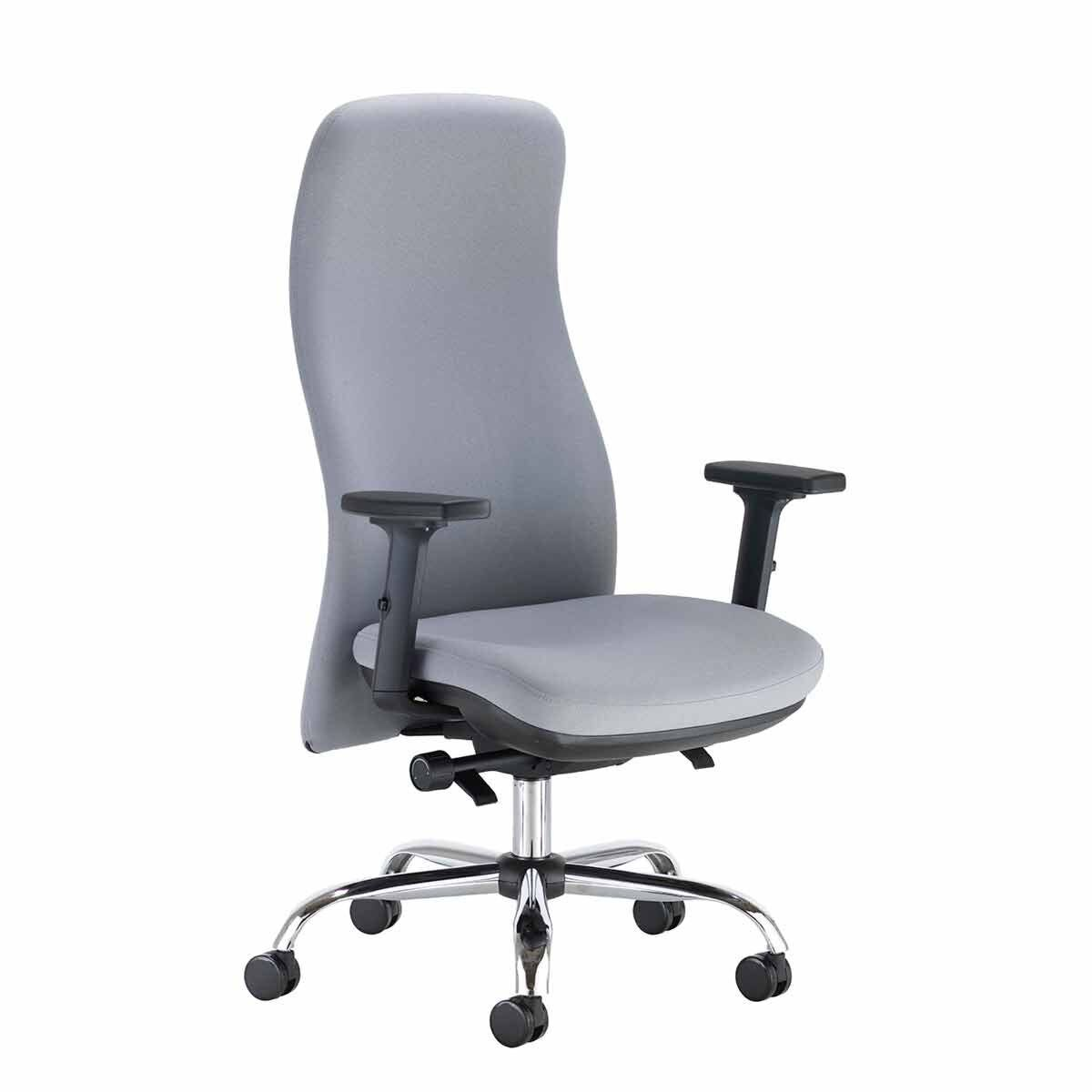 TC Office Ergonomic Posture Chair Grey