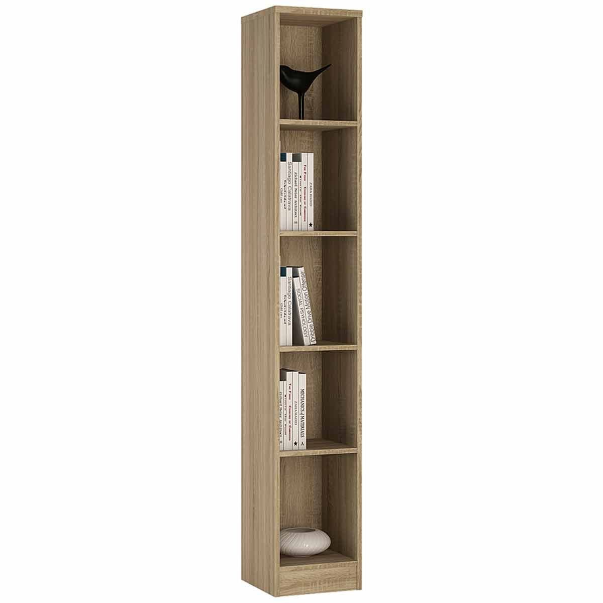 4 You Tall Narrow Bookcase