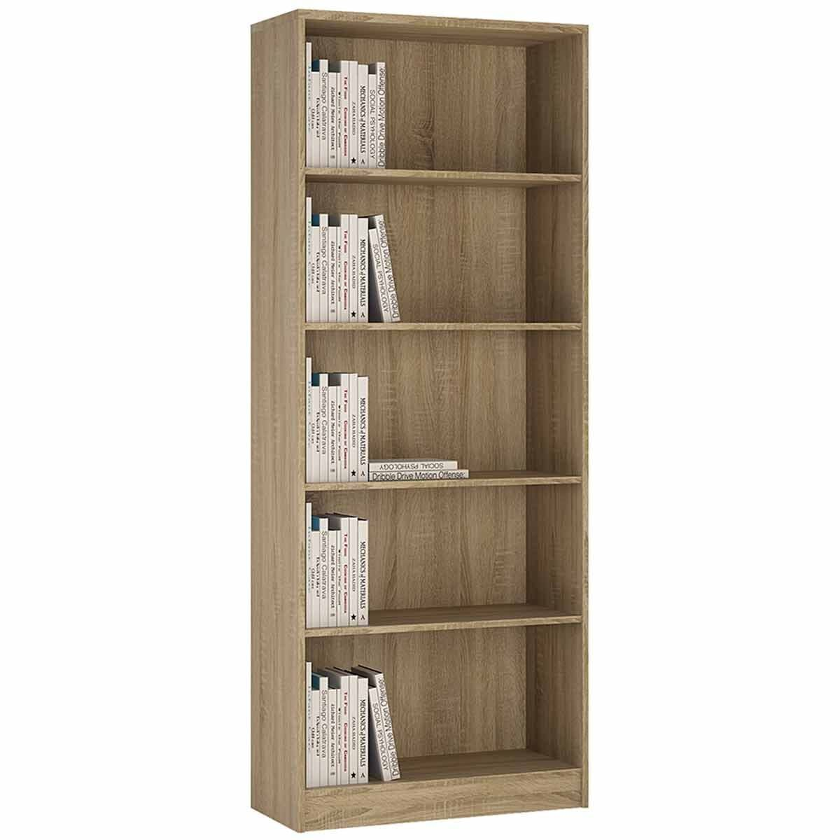 4 You Tall Wide Bookcase