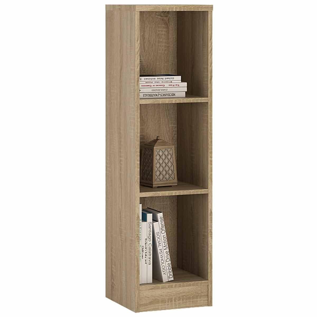 4 You Medium Narrow Bookcase