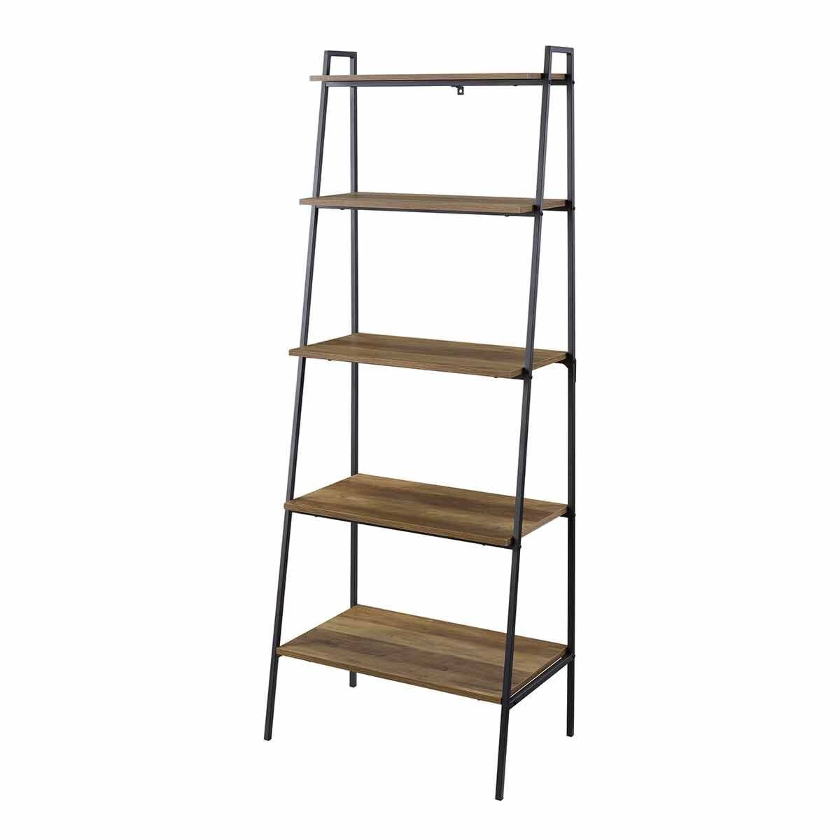 Trieux Industrial Ladder Bookcase