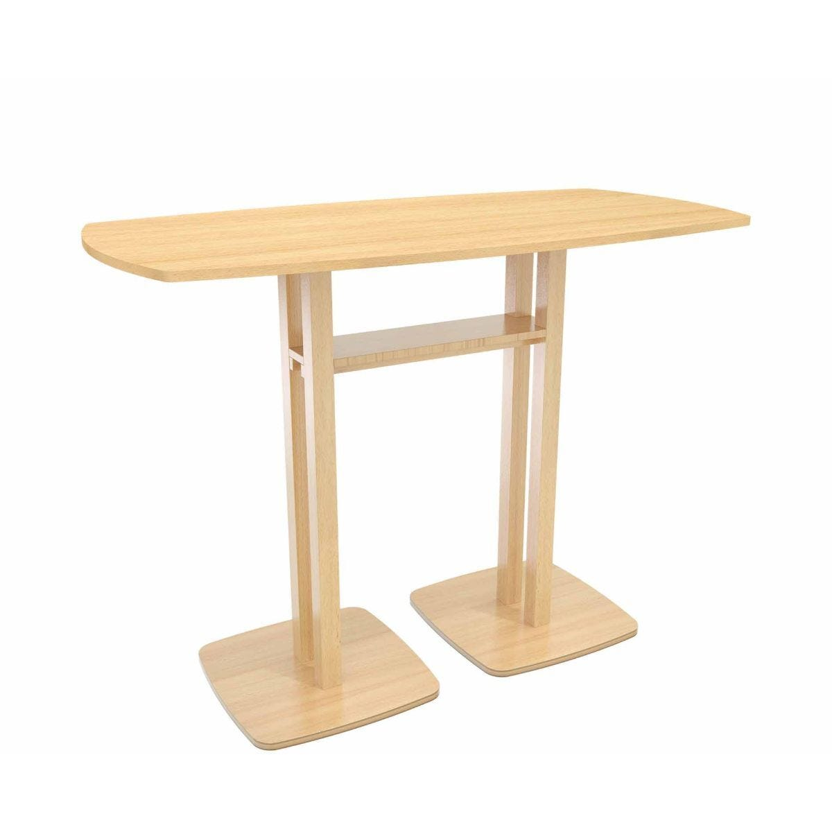 Fast Paper Meeting Table
