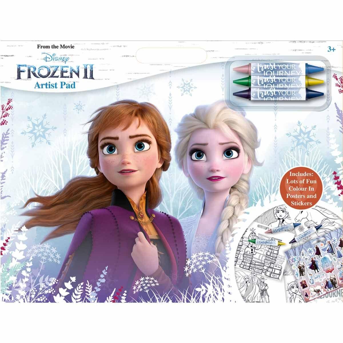 Disney Frozen II Artist Pad