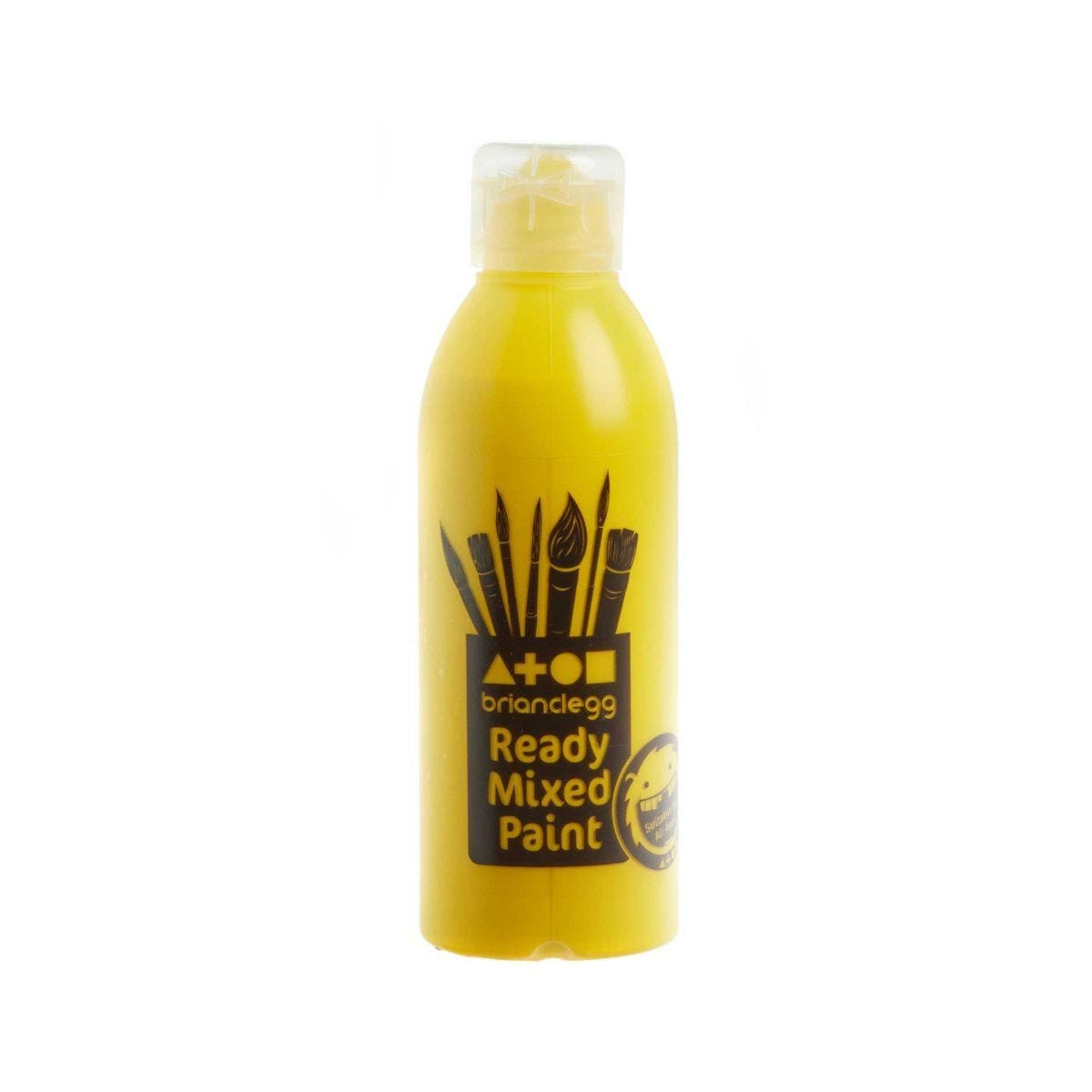 Brian Clegg Ready Mixed Paint 300ml Yellow