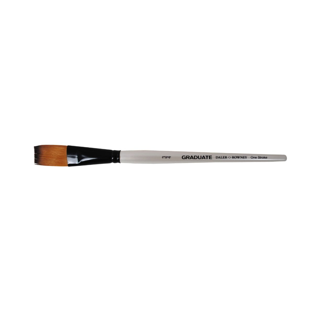 Daler Rowney Graduate Brush One Stroke Three Quarter