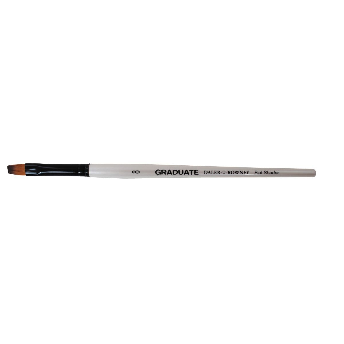 Daler Rowney Graduate Brush Flat Shader 8