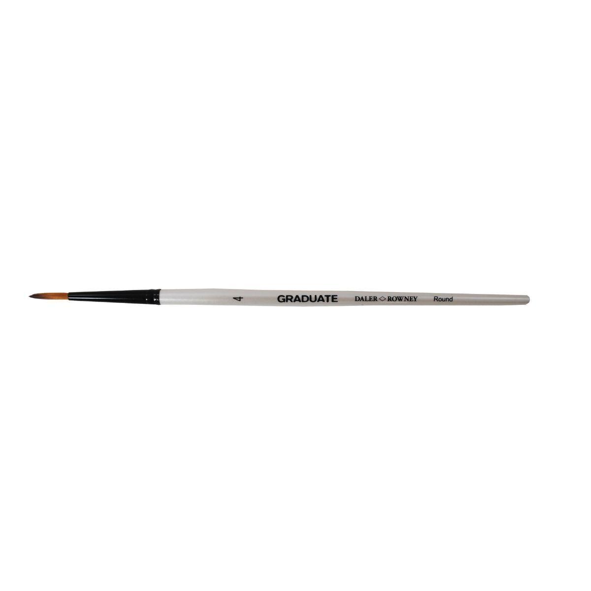 Daler Rowney Graduate Brush Round 4