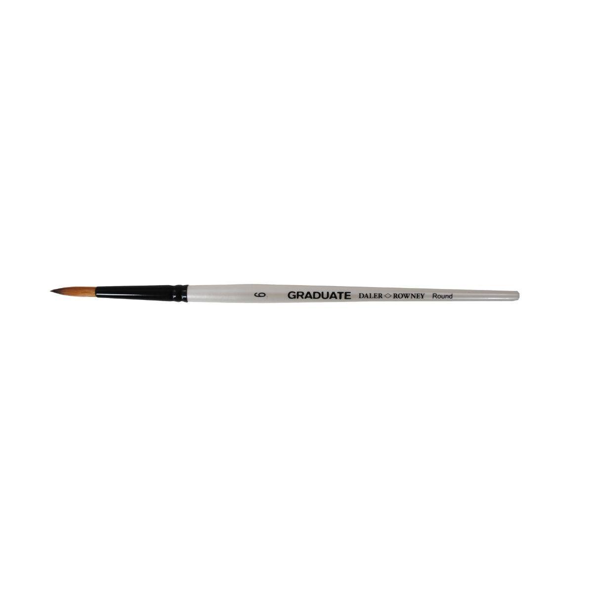 Daler Rowney Graduate Brush Round 6
