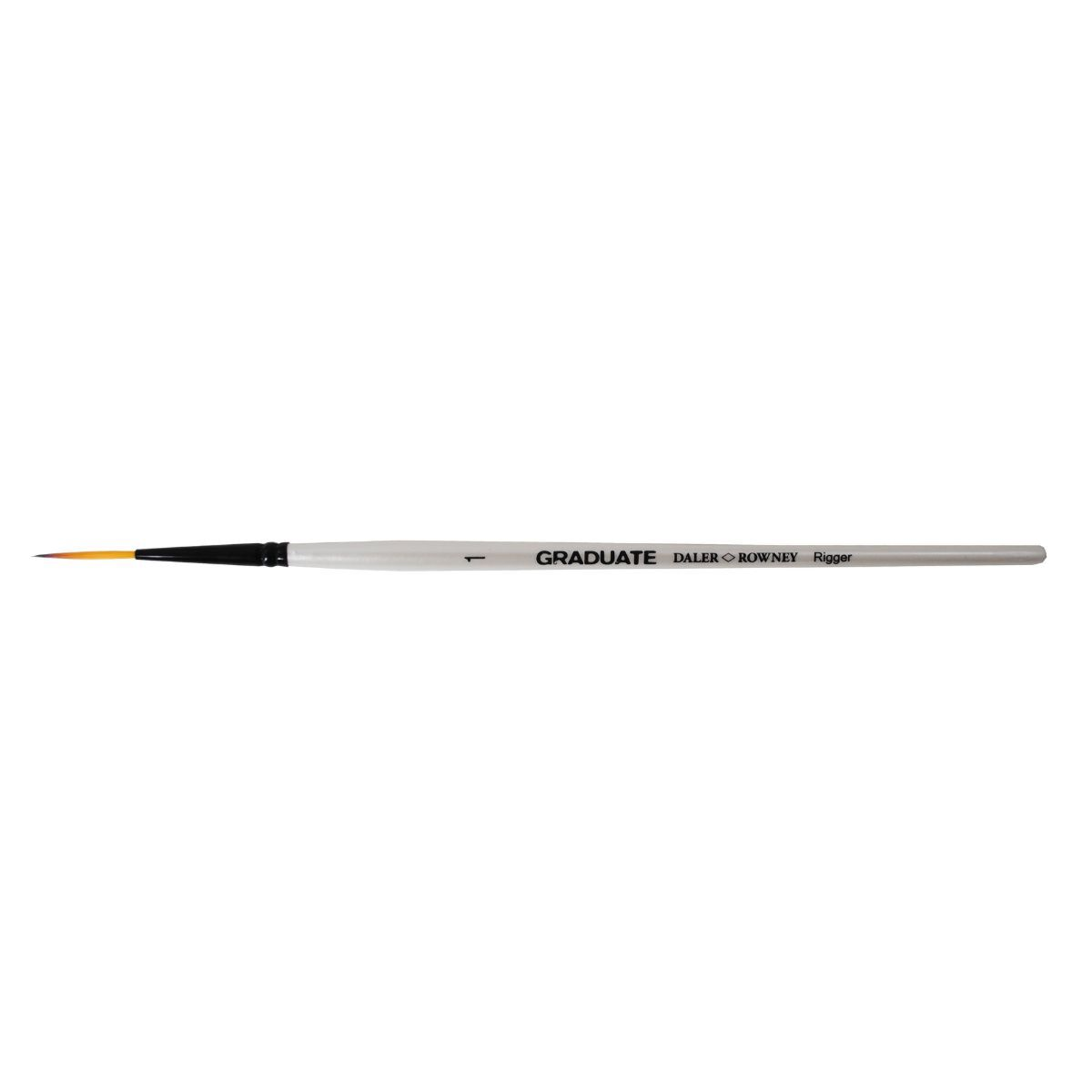 Daler Rowney Graduate Brush Dark Tip Synthetic Rigger 1