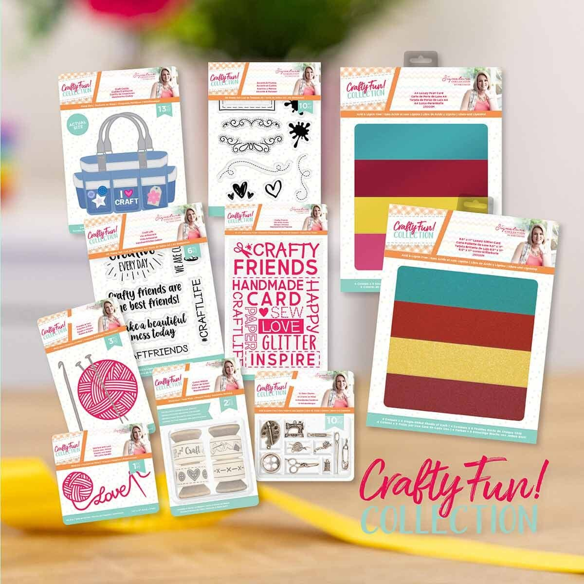 Crafters Companion Crafty Fun Knitting Design Collection