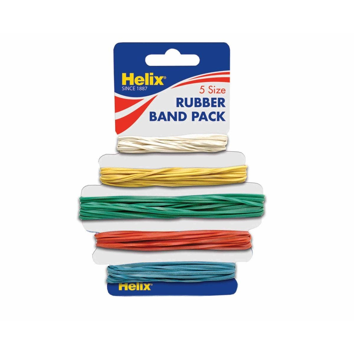 Helix Rubber Bands Pack