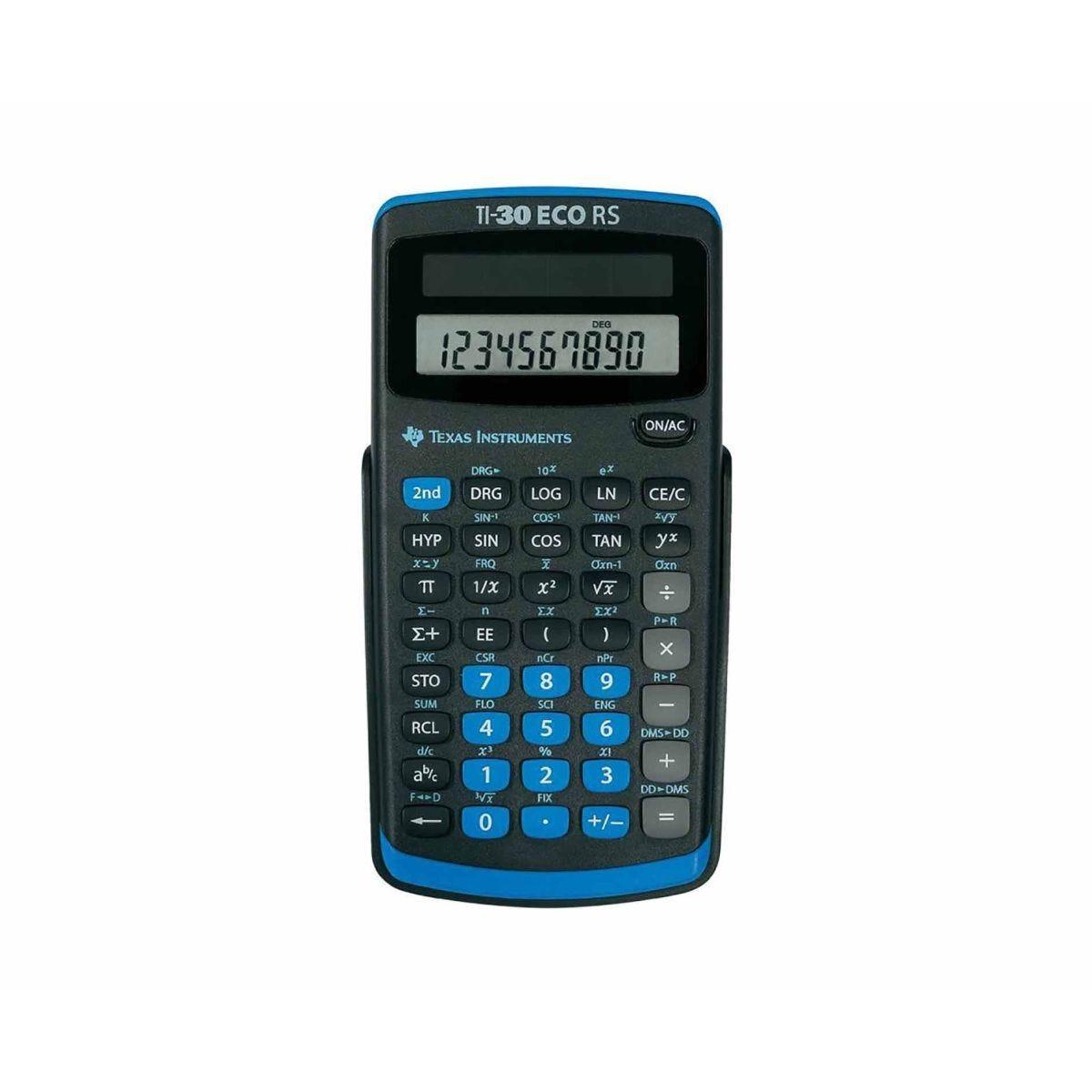 Texas Instruments TI-30 ECO RS Calculator
