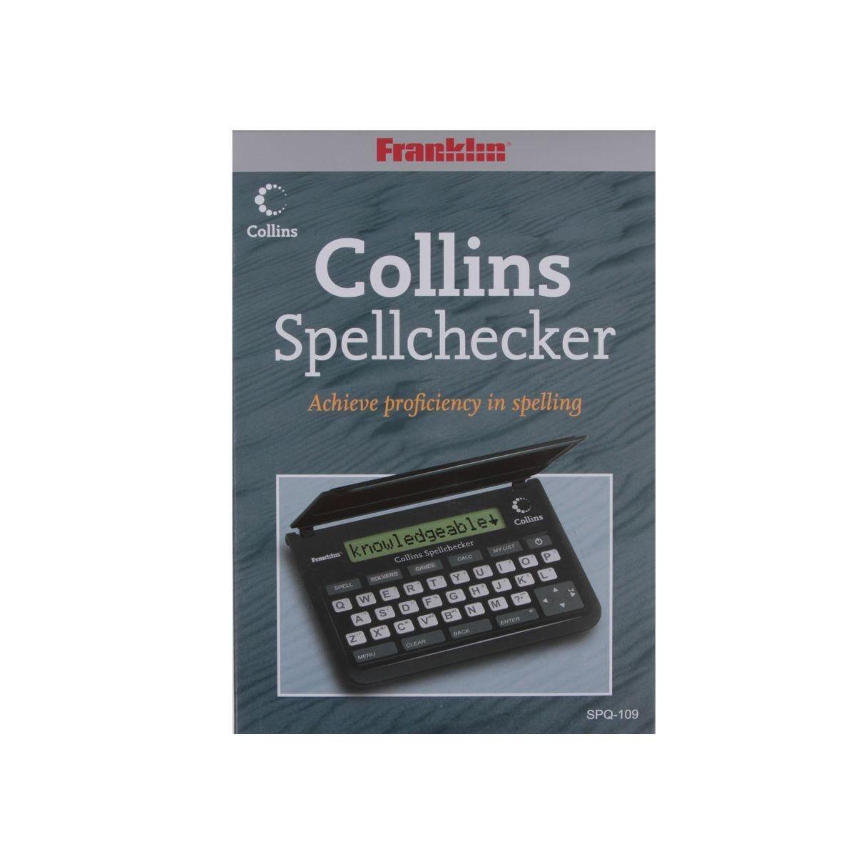 Franklin Spellmaster SPQ 109 Pocket
