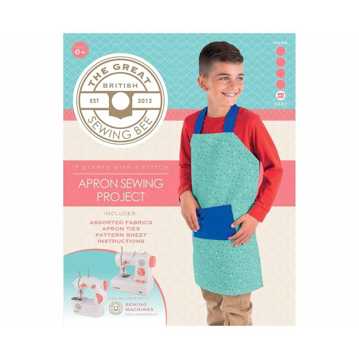 Great British Sewing Bee Apron Sewing Kit