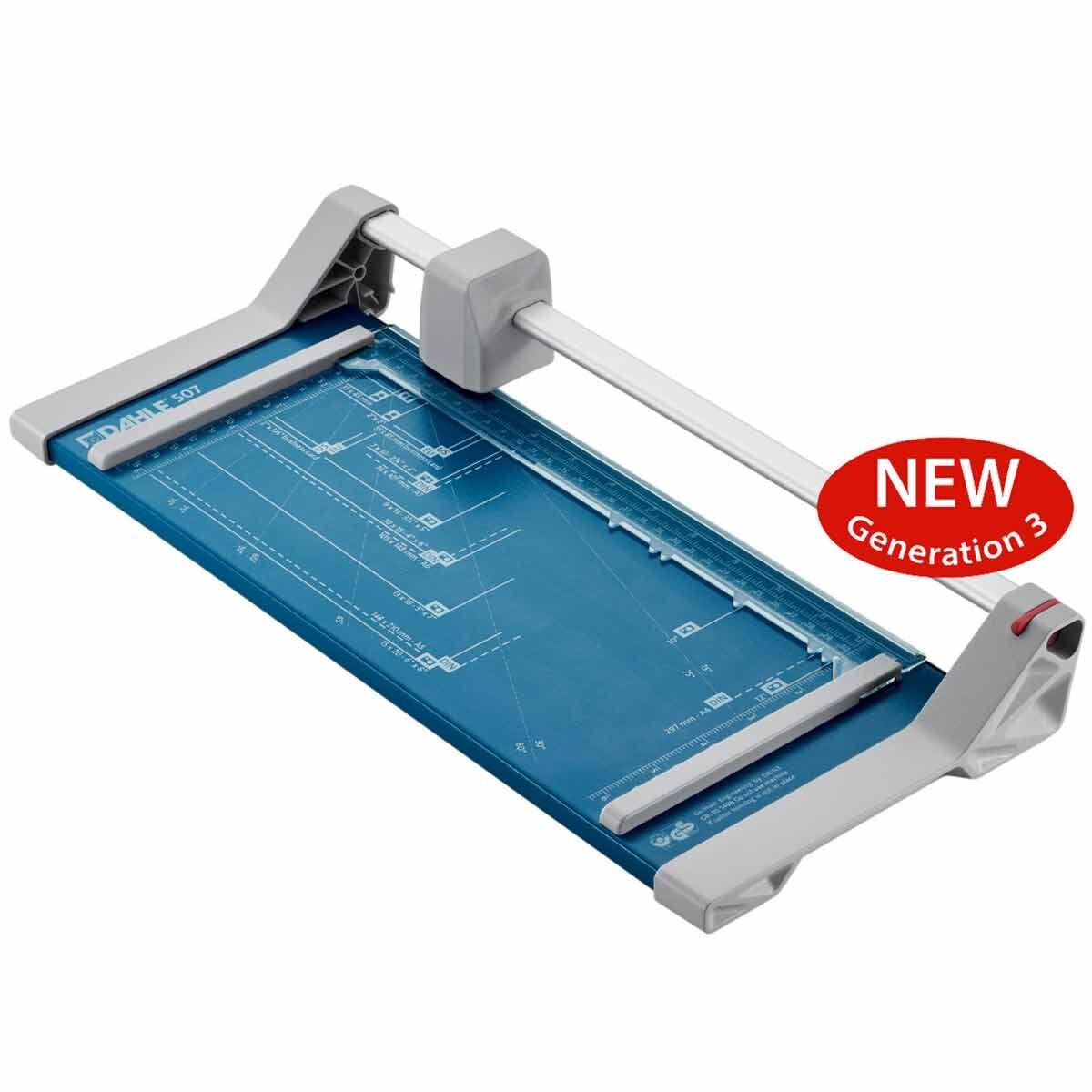 Dahle A4 Personal Trimmer 320mm Cutting Length