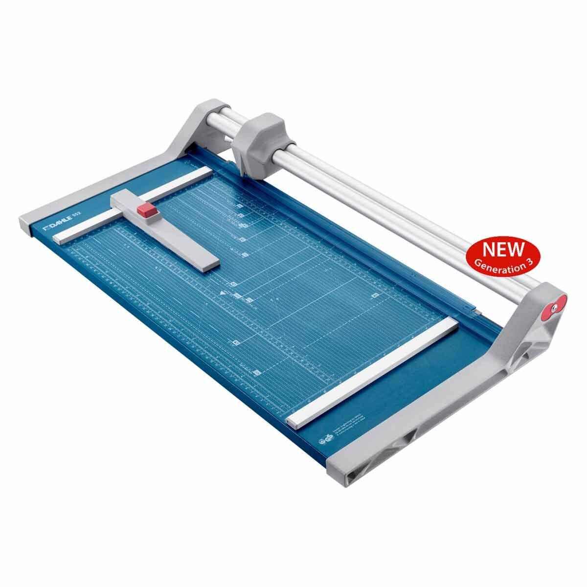 Dahle A3 Pro Rotary Trimmer 510mm Cutting Length