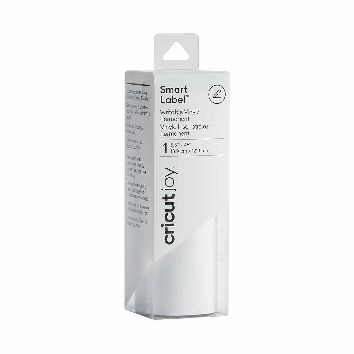 Cricut Joy Smart Labels 5.5x48inch